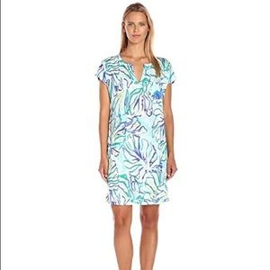 Lilly Pulitzer Stay Cool Duval Linen Dress